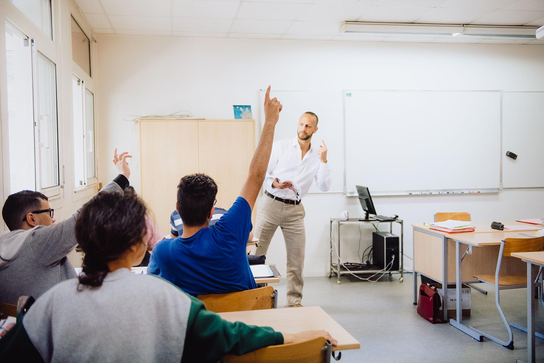 Le choix de l'école - Réussir votre entrée dans l'enseignement
