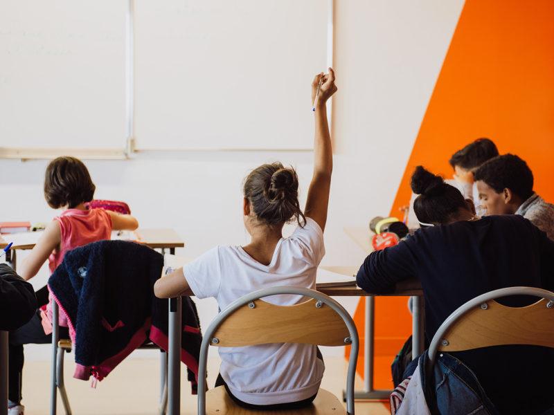 Le choix de l'école - L'association