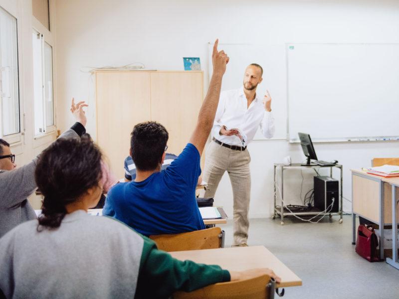À l'issue des deux années d'enseignement, Le Choix de l'école vous accompagne.