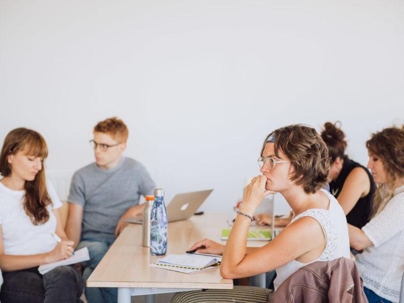 Université d'été Le Choix de l'école ateliers et conférences
