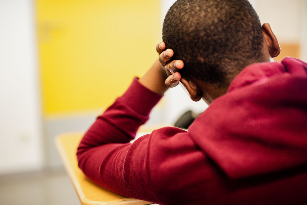niveau des élèves après des mois sans école