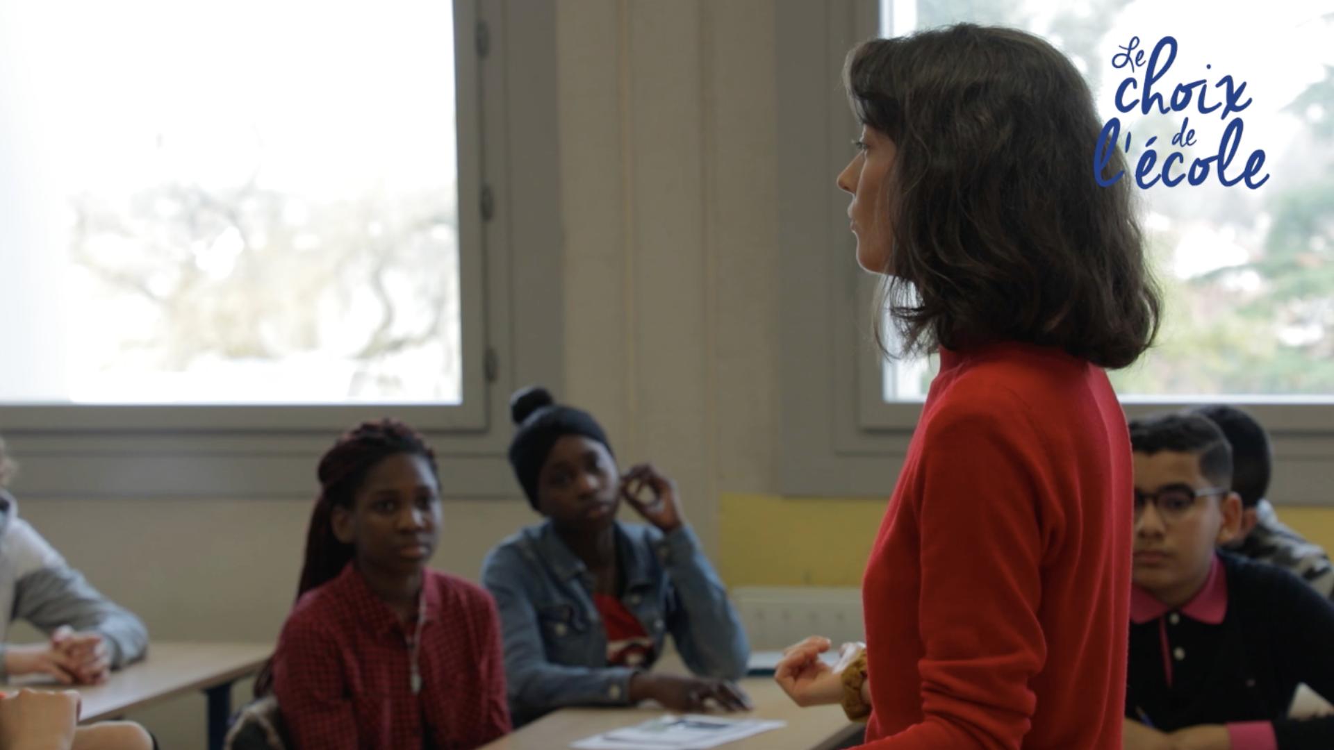 présentation du Choix de l'école en vidéo