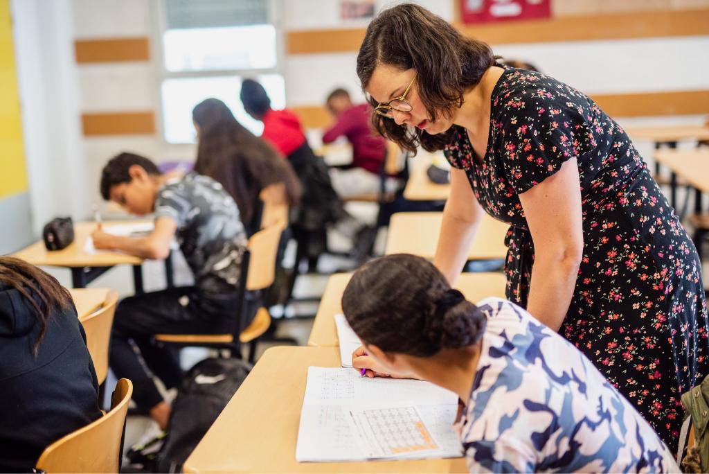 enseignement en REP posture et gestion de classe