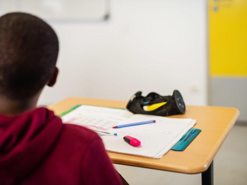 Ateliers de soutien scolaire