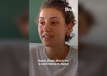 Brut - Margot quitte le marketing pour devenir enseignante