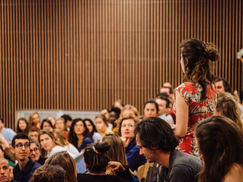 Conférences sur les grands enjeux de l'éducation
