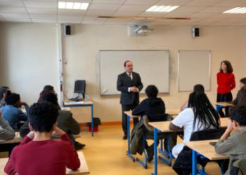 Le Parisien - Mon professeur s'appelle François Hollande