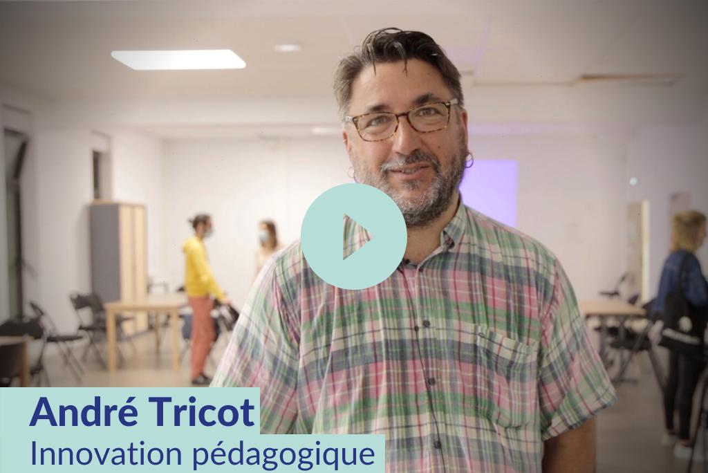 André Tricot - Innovation pédagogique