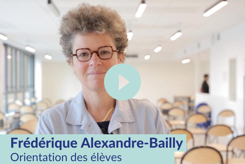 Frédérique Alexandre-Bailly-Onisep-orientation des jeunes